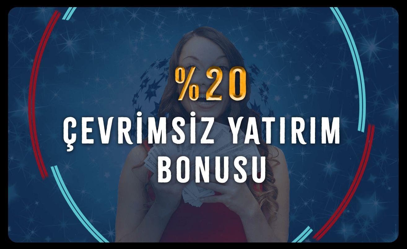 %20 Çevrimsiz Bonus
