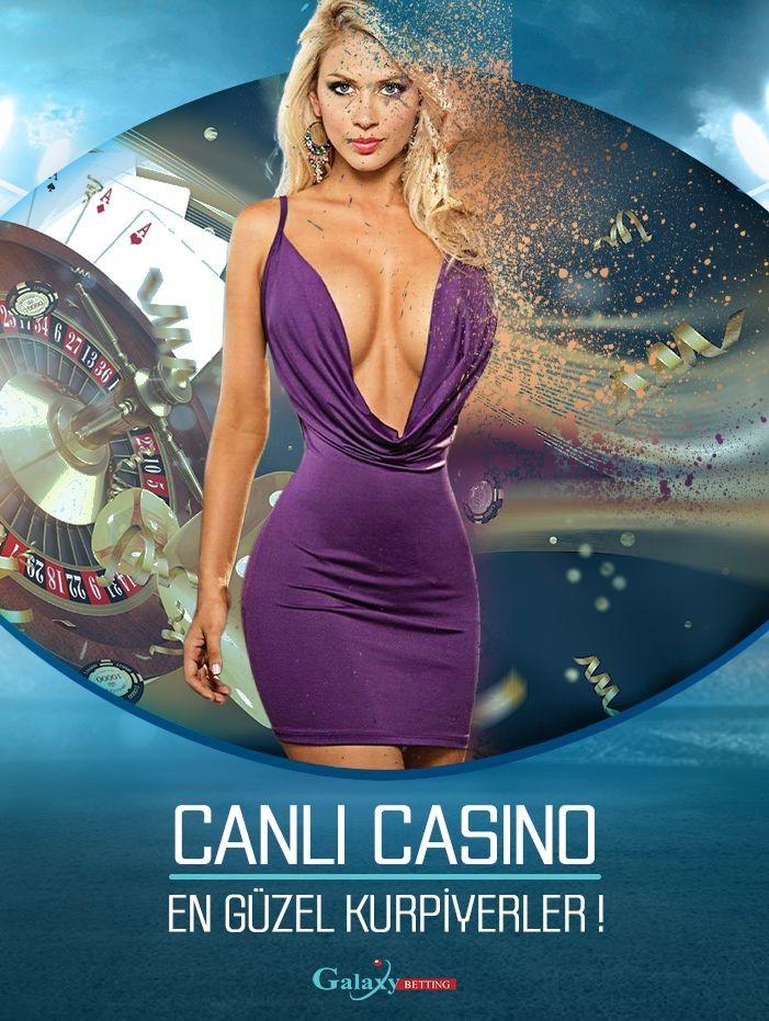 GalaxyBetting Casino Üyelik