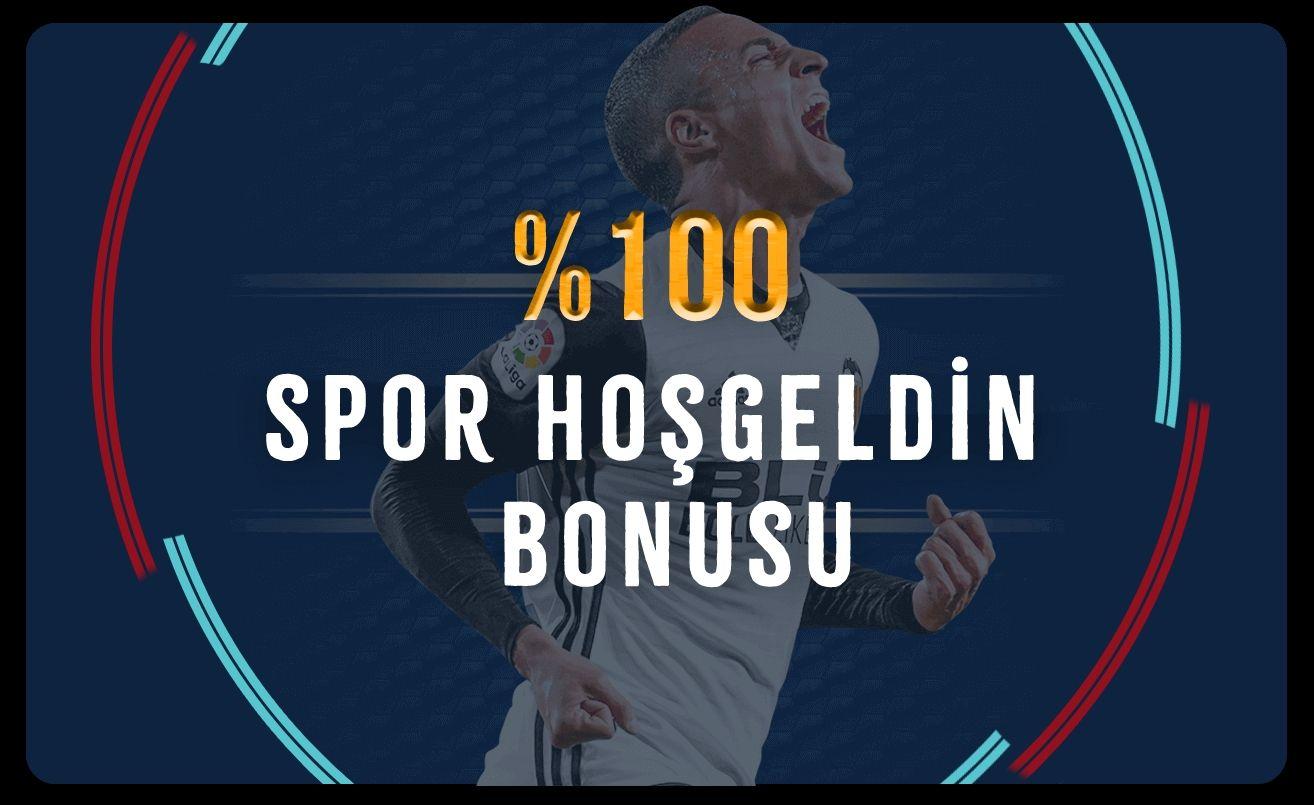 %100 Spor Hoş Geldin